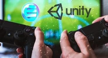 Unity, Oyun İçi Kripto Para Token Sistemi Patenti Aldı
