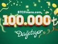 BTCFinans.com 100.000 TL Dağıtıyor, İşte Kampanya Detayları