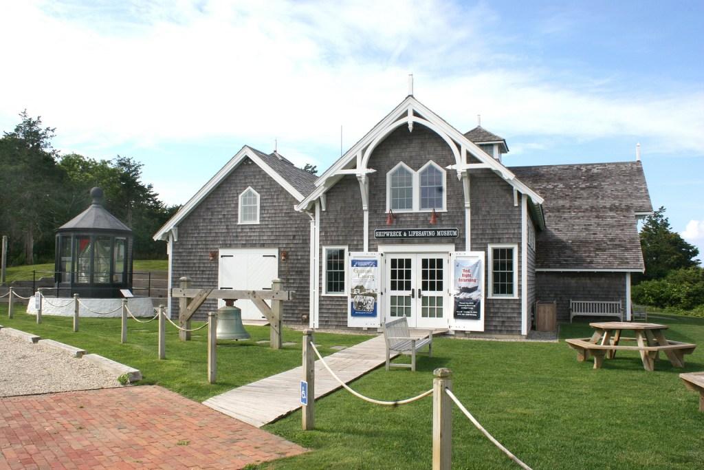 Beach Babymoon Nantucket Shipwreck museum Photo Credit: MOTT Habibi House
