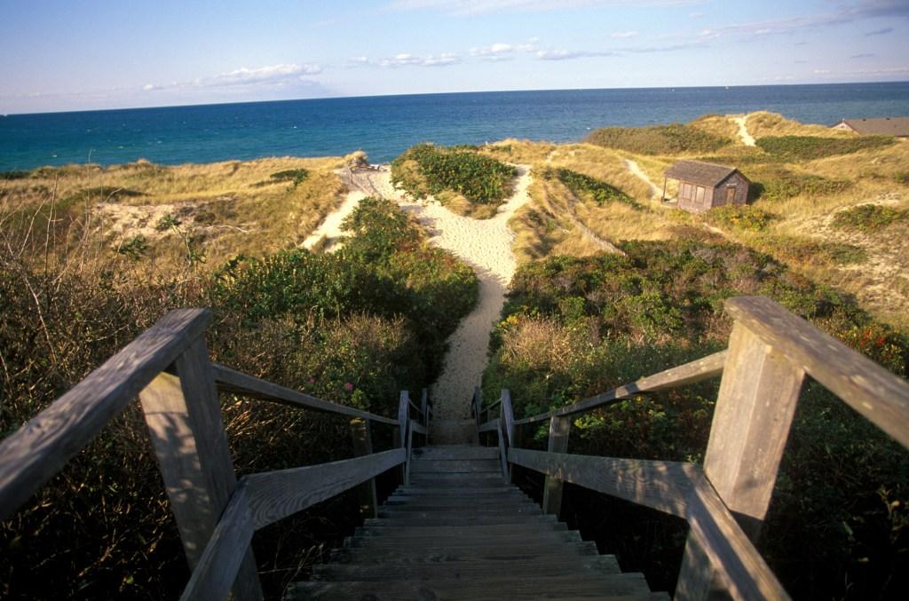 beach babymoon Nantucket Credit: Kindra Clineff:MOTT habibi house