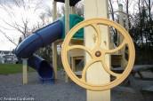 Whirl me, twirl me, climb me, and slide!