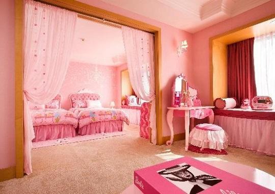 Decorar habitacin Barbie  Habitaciones Tematicas