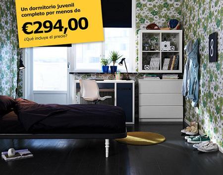 Muebles juveniles baratos  Habitacin Infantil