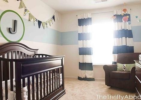 Habitaciones de beb  Habitacin Infantil