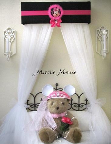 Ideas para una habitacin de Minnie Mouse  Habitacin
