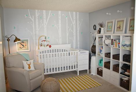 Habitaciones de beb modernas  Habitacin Infantil