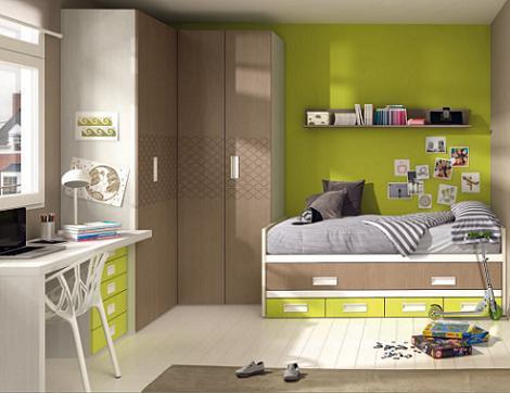 Dormitorios juveniles de Kibuc  Habitacin Infantil