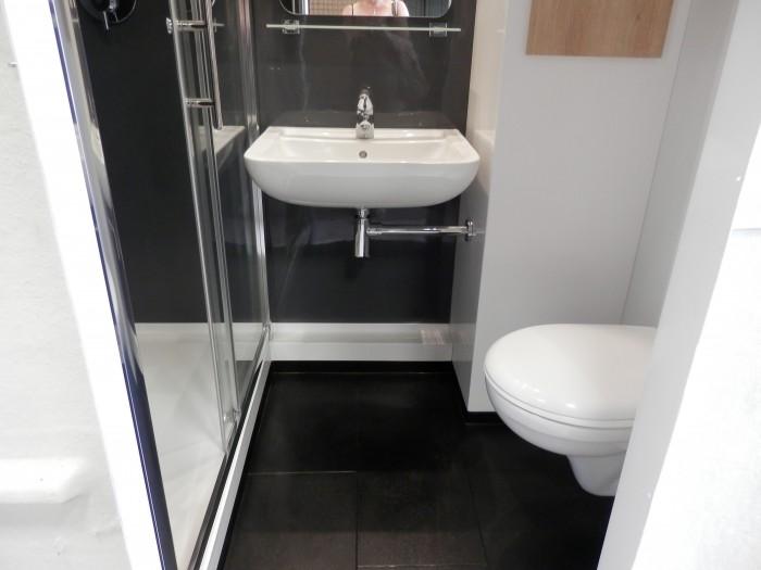 Hotel Star  la salle de bain prfabrique de luxe