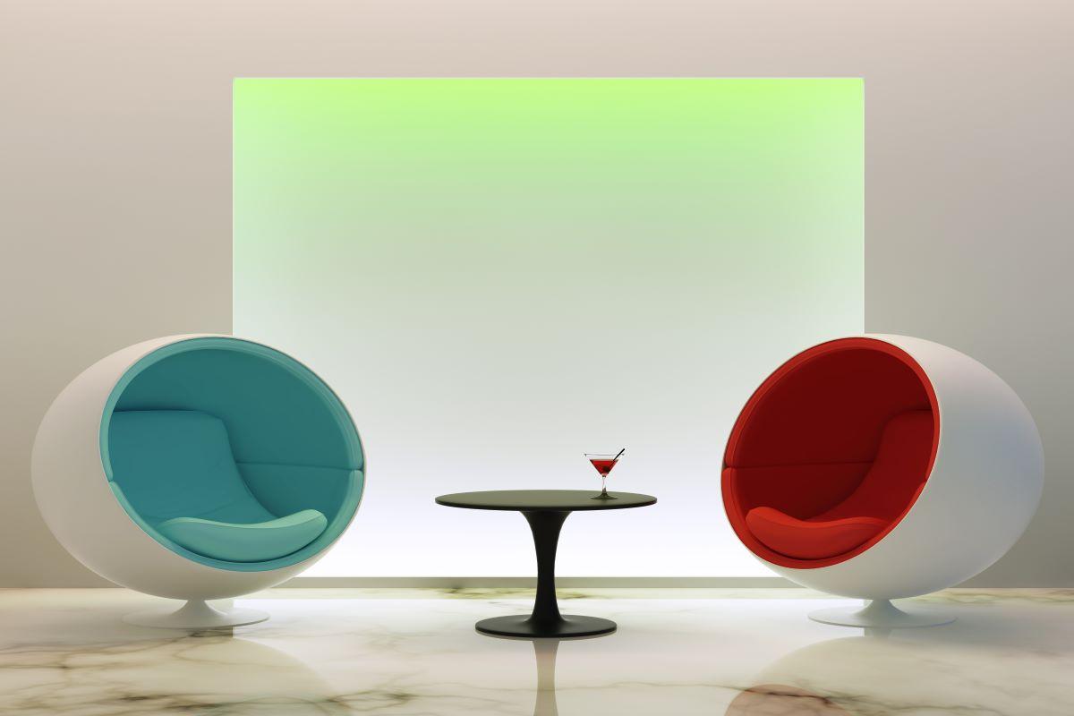 Set 3 sedie da ufficio. Le 10 Sedie Di Design Piu Famose Da Conoscere Assolutamente