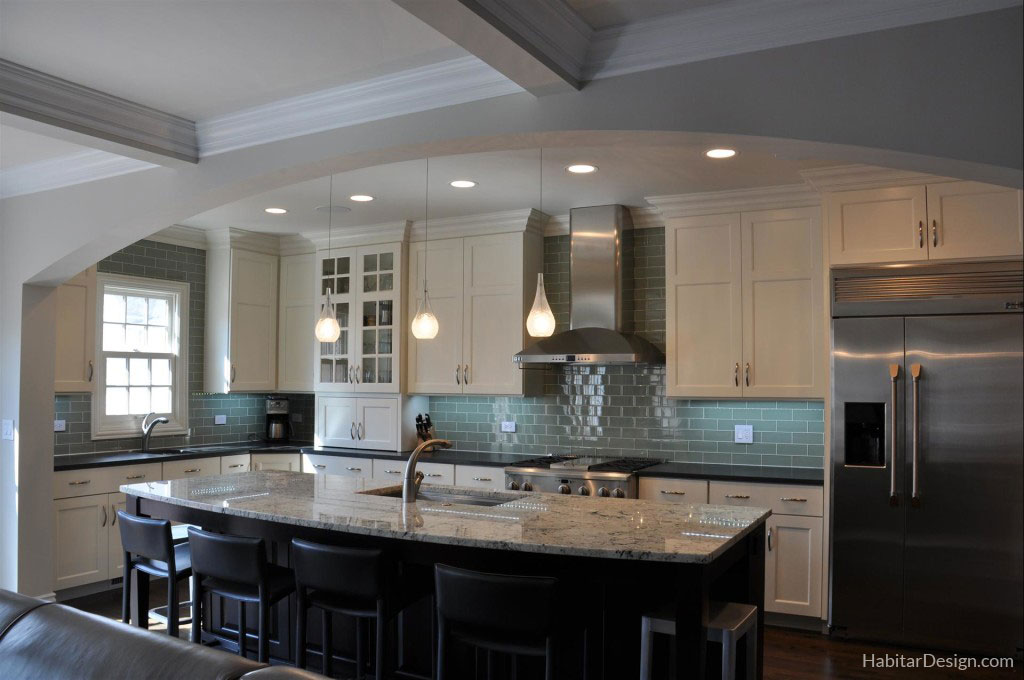 kitchen remodeling projects mason jar lights design chicago home services habitar