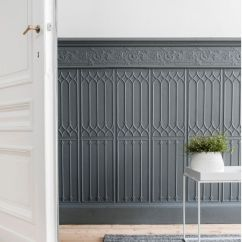 Chair Rail Pros And Cons Cast Iron Chairs Add Some Polish With Trim Panel Moulding Habitar Interior Design Wainscoting Minimalist Molding