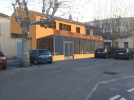 Pour Déclaration Préalable, Rénovation restaurant sur Roquebrune sur Argens.