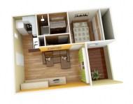Appartement T2 Les Issambres