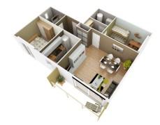 Appartement T3 Saint Raphaël