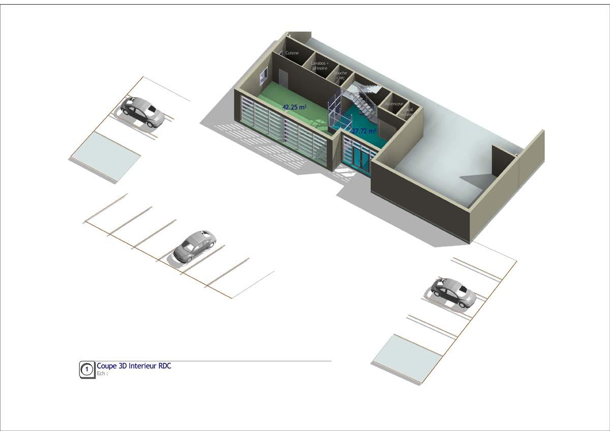 Habitat concept design plans techniques