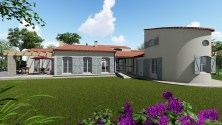 Rénovation d'une bâtisse sur Sainte-Maxime