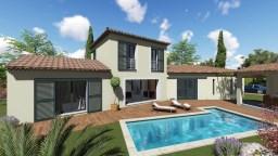 Villa provençale sur Bagnols en Foret