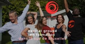 9/11 – Présentation et élargissement – Futur Habitat Groupé en périphérie de Bruxelles