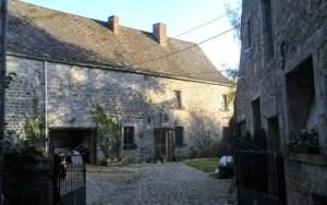 Location temporaire d'une maison à Yves-Gomezée