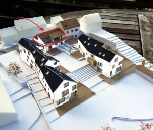 Habitat Groupé avec une place disponible à vendre