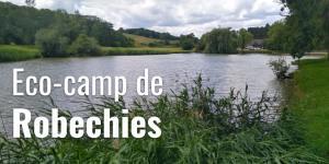 L'éco-camp de Robechies accueille les tiny houses