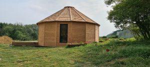 Constructeur d'habitats légers en ossature bois