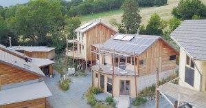 Nous cherchons un habitat groupé proche de Namur (existant ou projet)
