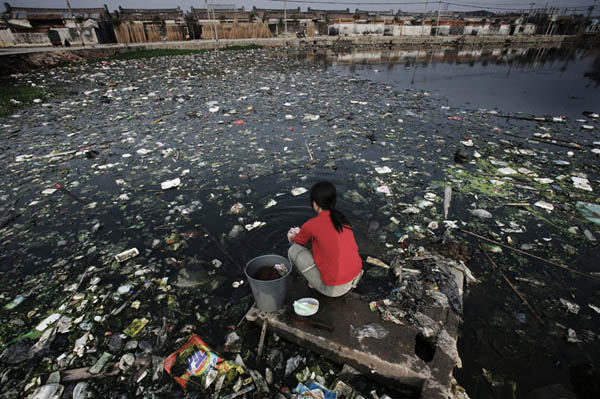 Dirtiest Rivers in The World
