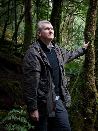 Tony Burke selling the Tarkine for mining