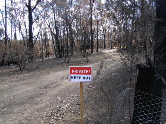 Hawkesbury Heights Hazard Reduction 2013