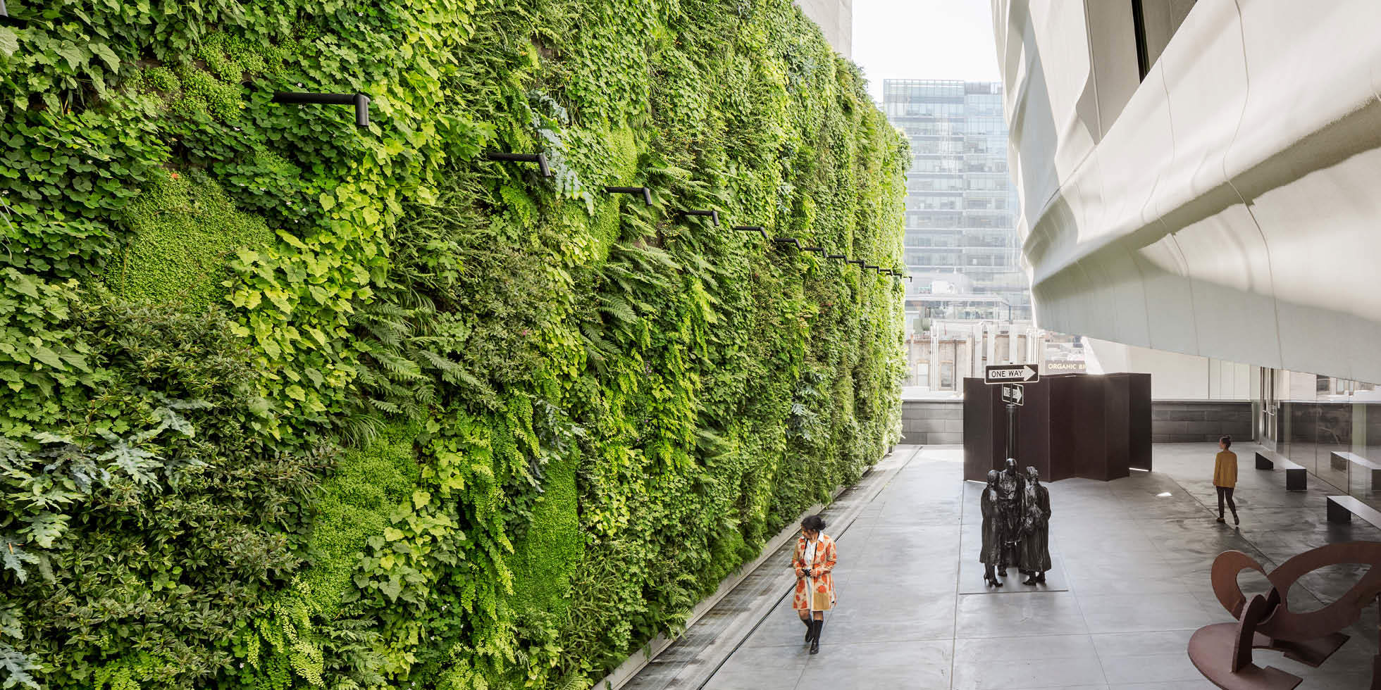 Green Living Wall