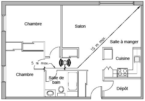 extracteur pour hotte de cuisine