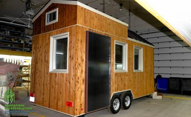 Habitations Microévolution Tiny House Self Builders