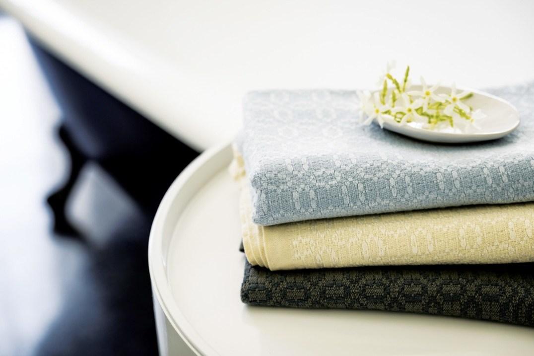 Wonki Ware Bowl & Mungo Towels