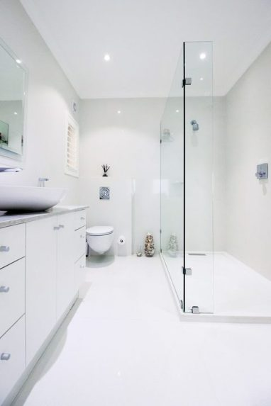Bathroom by Classic Trading.