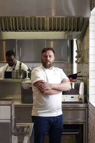 Chef Eric Bulpitt