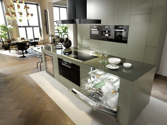 Miele: Upgrading to energy efficient appliances