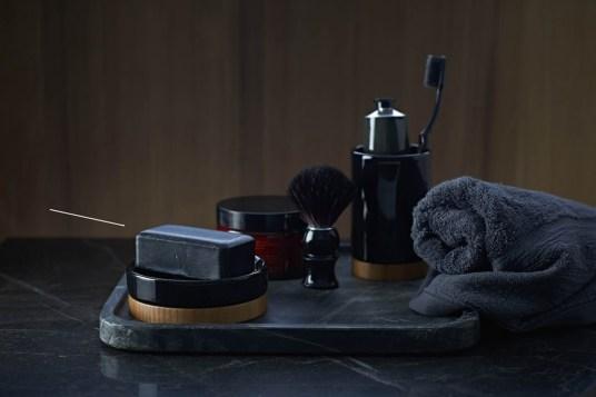 May Black Bathroom Accessories