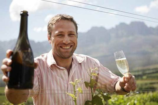 Hannes Nel: Lourensford Winemaker