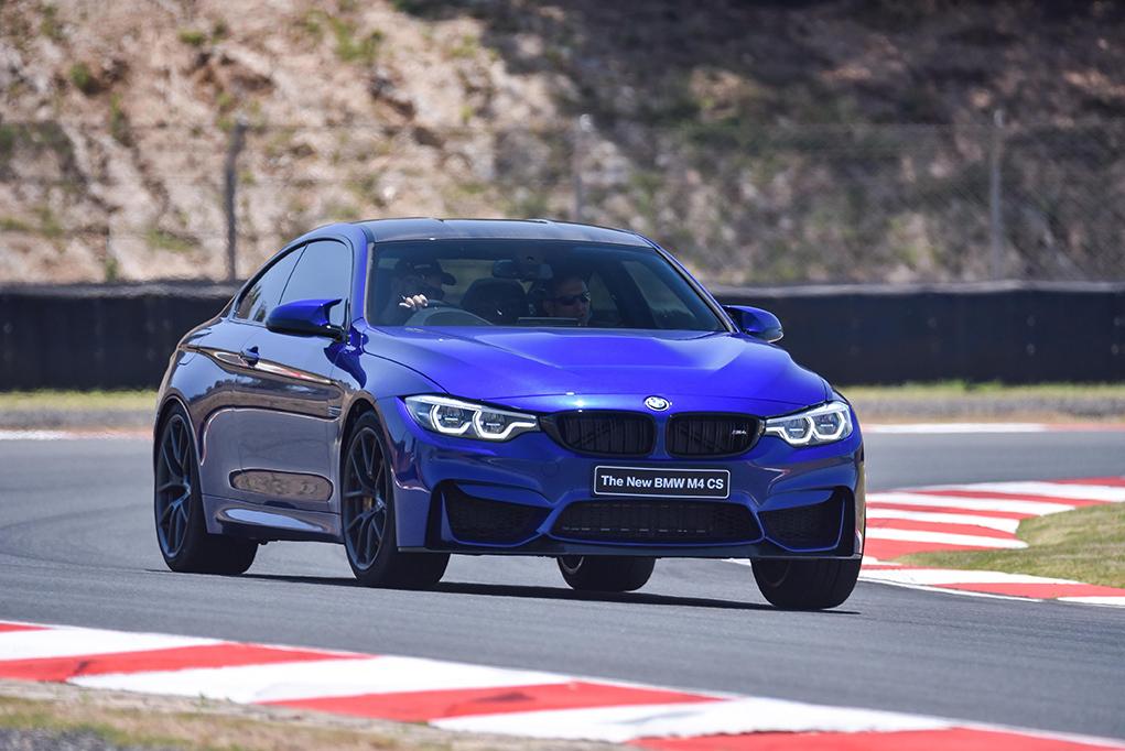 BMW M4 CS