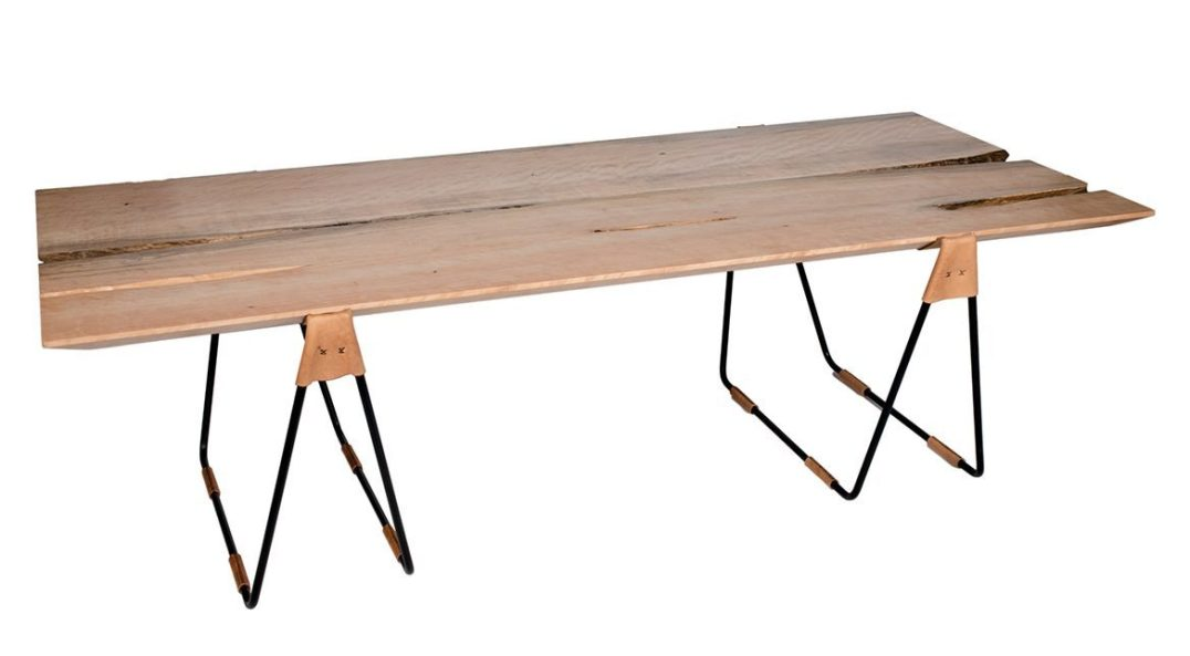 Jackalberry Trestle dining table