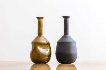 Wiid & Ceramic Matters Tall neck vase Wiid Design