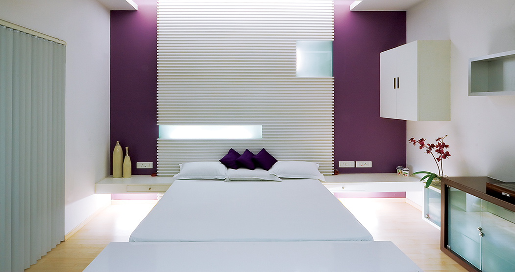 Lighting is an important element of design, which the architect considers as a vital role in creating moods.