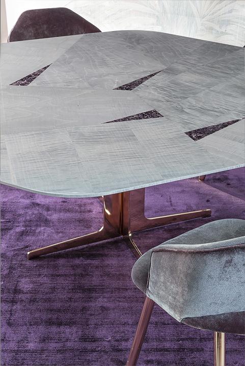 Clan Milano_Molecole table detail 02