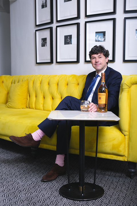 Dr Bill Lumsden of Glenmorangie 2