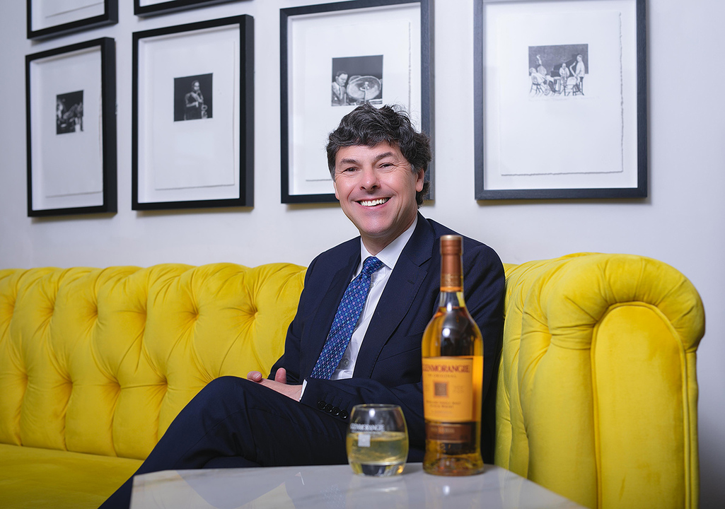 Dr Bill Lumsden of Glenmorangie 3