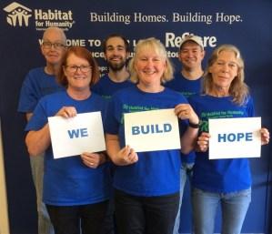 World Habitat Day Kicks Off Volunteer Recruitment Drive