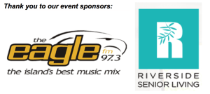 Sponsors: The Eagle 97.3 & Riverside Senior Living