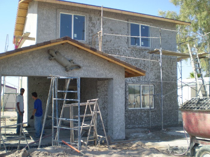 Building Home 1