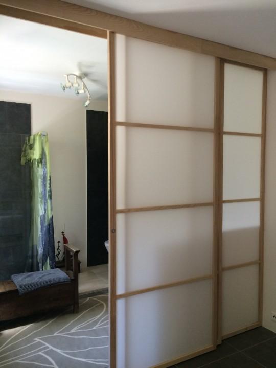 Les Cloisons Amovibles Japonaises A Coulisse